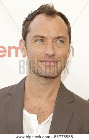 LAS VEGAS - APR 23: Jude Law at the Twentieth Century Fox 2015 Presentation at Cinemacon at Caesars Palace on April 23, 2015 in Las Vegas, NV