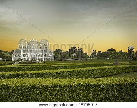 Curitiba Estate Parana Jardim Botanico