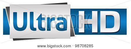 Ultra HD Blue Grey Button Style