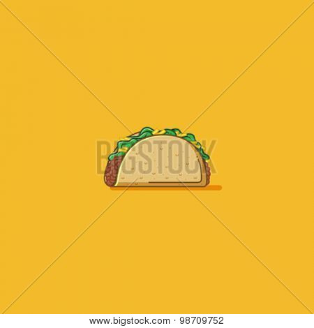 Simple Taco