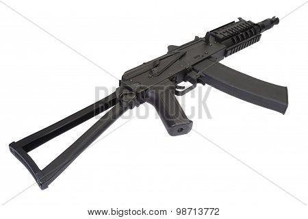 Kalashnikov Ak47 Shorty With Modern Update