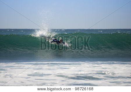 Sea Surfing