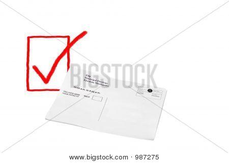 Municipal Elections Card
