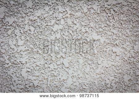 Ragged Sand Blast Concrete Wall Texture Background
