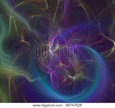 Fractal Light Forms 451