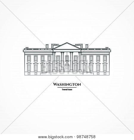 LineIconCountryWashington1