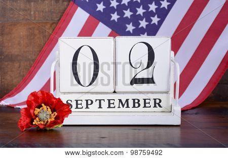 End Of Wwii 2 September 1945 Calendar Date