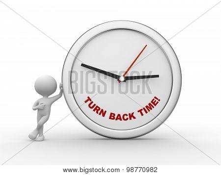 Turn Back Time!