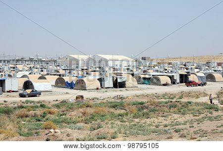 Kabarto 1 IDP camp