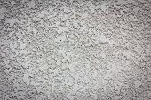 ragged sand blast concrete wall texture background poster