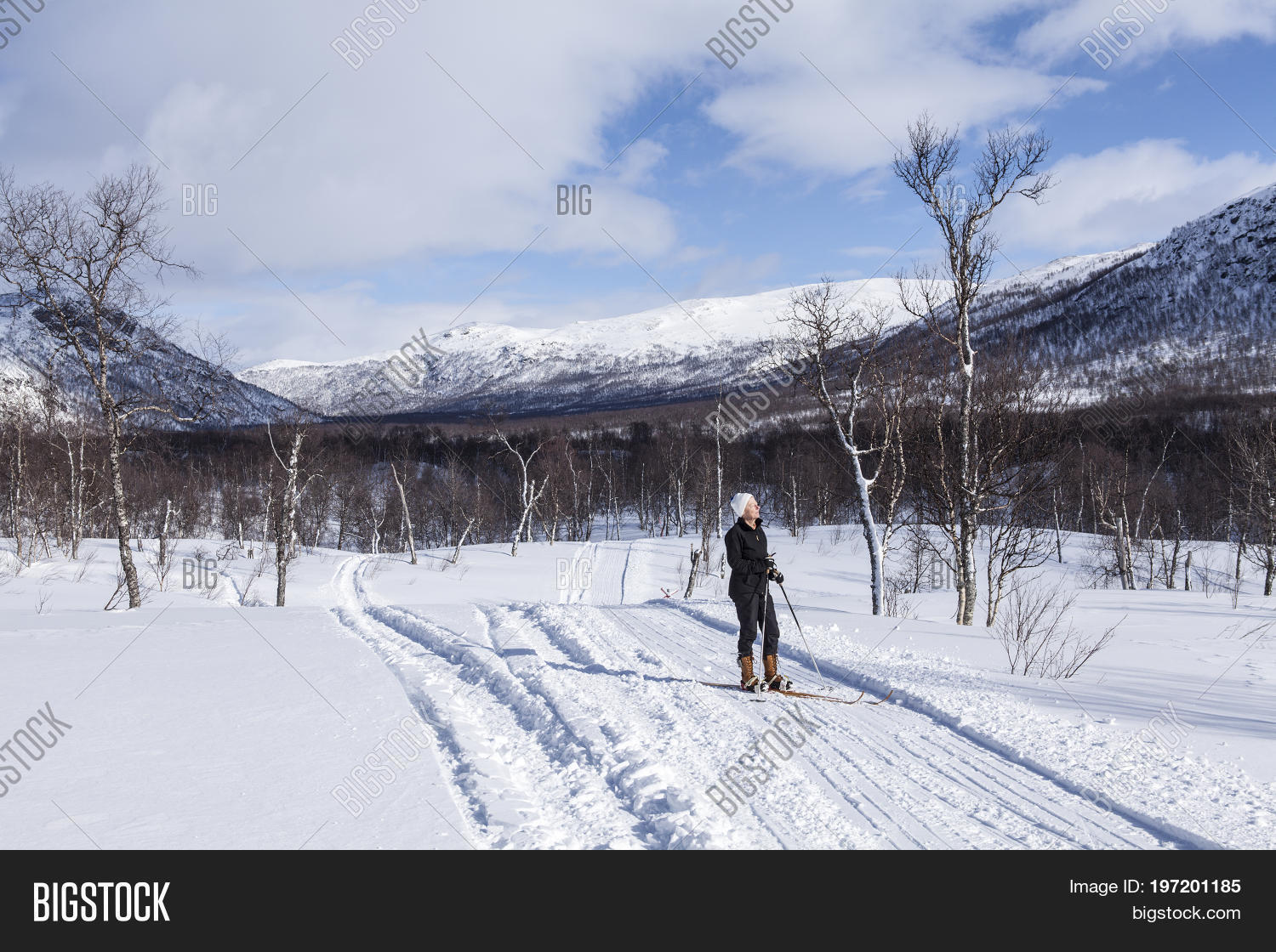 LAPLAND, SWEDEN ON Image & Photo (Free Trial) | Bigstock