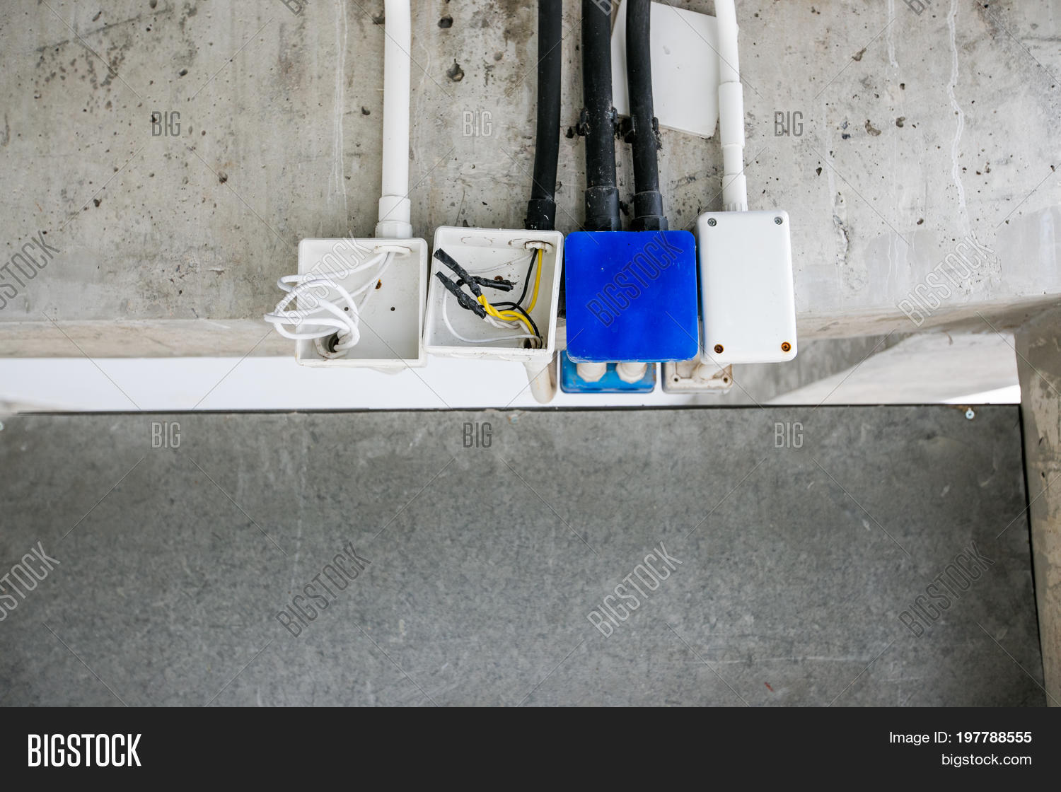 Electrical Junction Image Photo Free