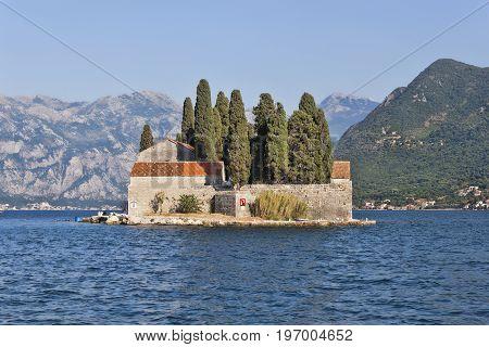Island Of Sveti Djordje