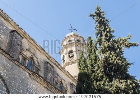 Cathedral of the Assumption of the Virgin of Baeza Jaen Spain