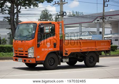 Truck Of Thailand Royal Irrigation Department.