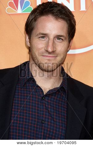 LOS ANGELES - JUL 30:  Sam Jaeger arrive(s) at the 2010 NBC Summer Press Tour Party at Beverly Hilton Hotel on July 30, 2010 in Beverly Hills, CA...