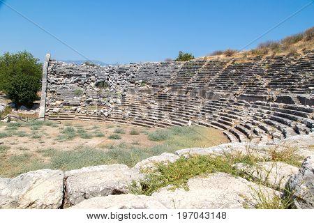 Letoon Ancient City