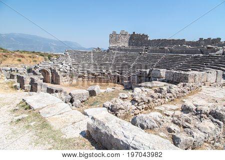 Xanthos Ancient City