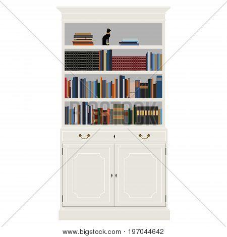 Bookshelf Vector Furniture