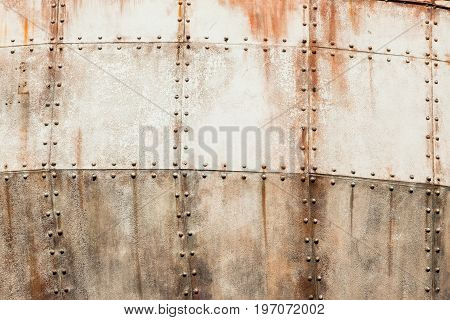 Ship Steel Riveted Plates