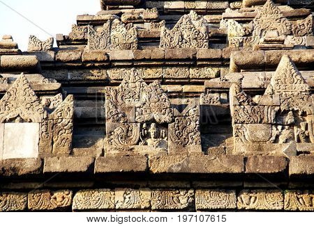 Ijo temple is a Hindu temple located in Yogyakarta, Indonesia. The temple was built between 10th to 11th century.