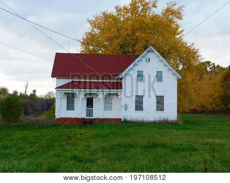 Quaint Farmhouse in the Thousand Islands in Northern NY