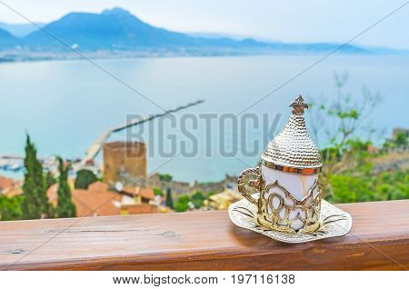 Traditional Coffee In Alanya