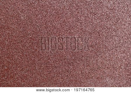 The texture of sandpaper equipment for industry.