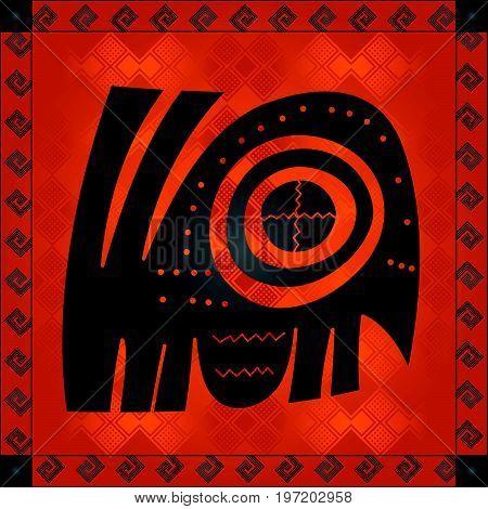 African Cultural Ornaments 212.eps