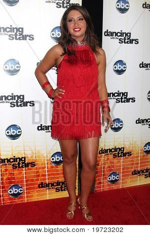 LOS ANGELES - SEP 20:  Bristol Palin at the Season 11 Premiere of Dancing with the Stars at CBS Television CIty  on September 20, 2010 in Los Angeles, CA