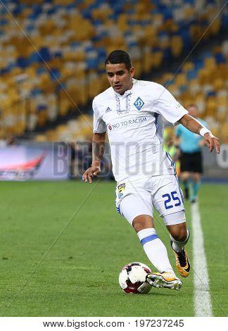 Uefa Champions League: Fc Dynamo Kyiv V Young Boys