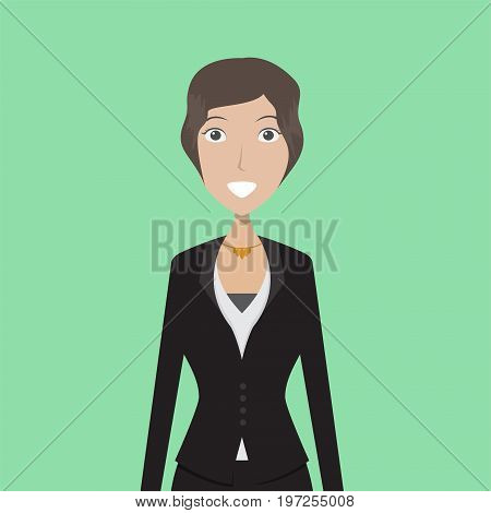 Banker Character | set of vector character illustration use for human, profession, business, marketing and much more.The set can be used for several purposes like: websites, print templates, presentation templates, and promotional materials.