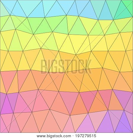 Abstract Polygonal Background. Vector Triangle Low Poly Pattern For Design Card, Invitation,t Shirt,