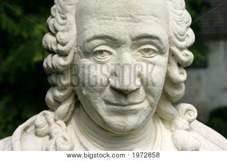 Statue Of Carolus Linnaeus