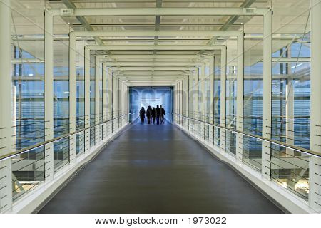 Airport Skywalk