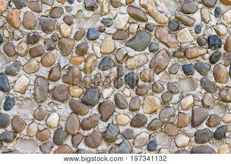 stone wall, a wall of stones, texture background