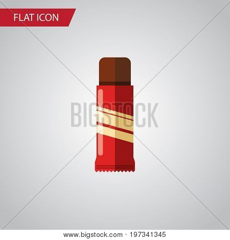 Sweet Vector Element Can Be Used For Confection, Sweet, Chocolate Design Concept.  Isolated Confection Flat Icon.