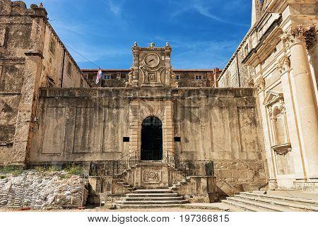 Jesuit College In Dubrovnik