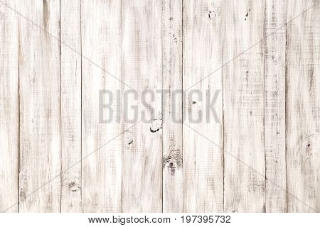 vintage white wood planks texture background, vertical boards