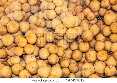 Wollongong fruit at market in Thailand, fruit background