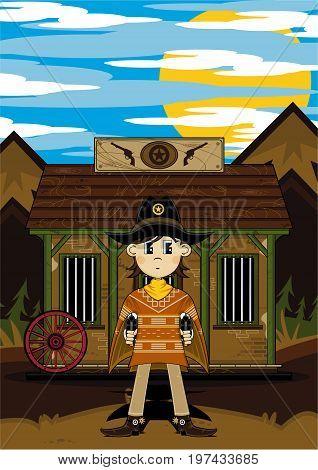 Poncho Cowboy & Jailhouse