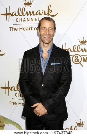 LOS ANGELES - JUL 27:  Colin Ferguson at the Hallmark TCA Summer 2017 Party at the Private Residence on July 27, 2017 in Beverly Hills, CA