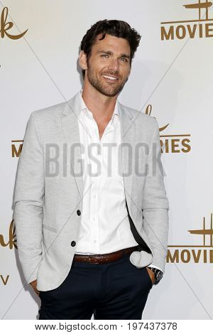 LOS ANGELES - JUL 27:  Kevin McGarry at the Hallmark TCA Summer 2017 Party at the Private Residence on July 27, 2017 in Beverly Hills, CA