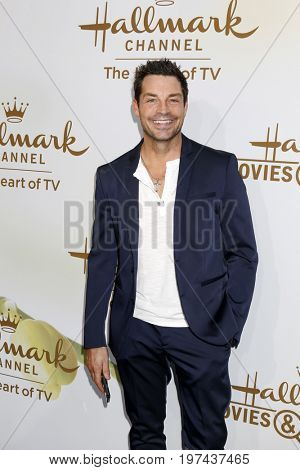 LOS ANGELES - JUL 27:  Brennan Elliott at the Hallmark TCA Summer 2017 Party at the Private Residence on July 27, 2017 in Beverly Hills, CA