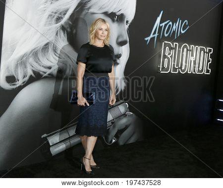 LOS ANGELES - JUL 24:  Chelsea Handler at the