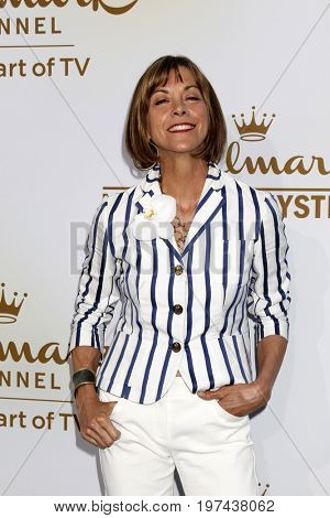 LOS ANGELES - JUL 27:  Wendie Malick at the Hallmark TCA Summer 2017 Party at the Private Residence on July 27, 2017 in Beverly Hills, CA