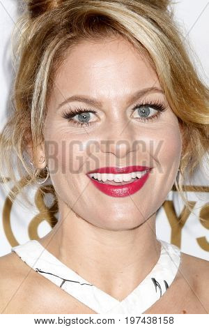 LOS ANGELES - JUL 27:  Candace Cameron Bure at the Hallmark TCA Summer 2017 Party at the Private Residence on July 27, 2017 in Beverly Hills, CA