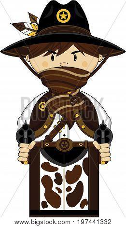 Masked Cowboy Sheriff.eps