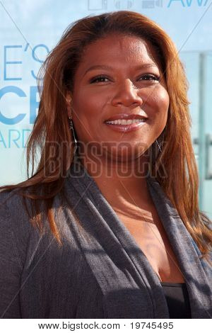 LOS ANGELES - NOV 9:  Queen Latifah at the 2011 People's Choice Awards - Nominations Announcement at The London Hollywood on November 9, 2010 in W. Hollywood, CA