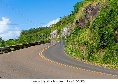 Hana Highway, Maui Hawaii.